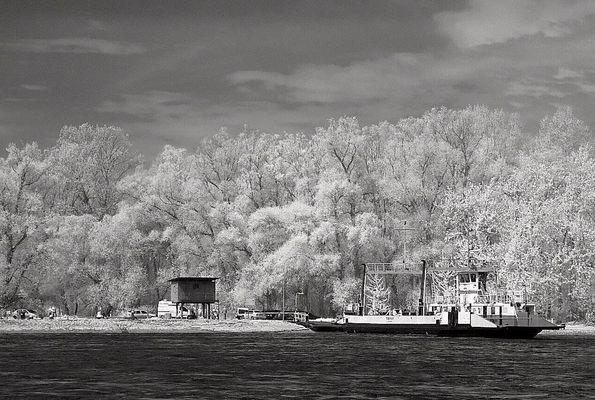 Die andere Seite des Rhein ...