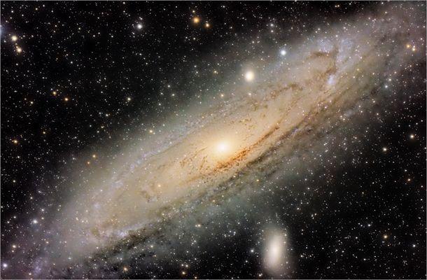 Die Andromedagalaxie M31