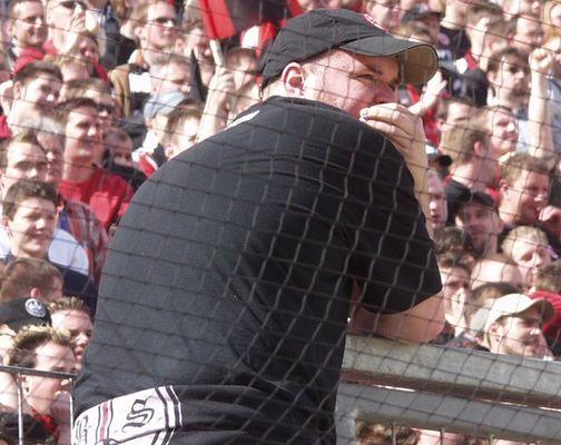 Die Angst des Fans vor dem Elfmeter