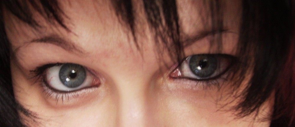 Die Augen...