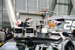 Die Augen eines (autonomen) Fahrzeuges ...