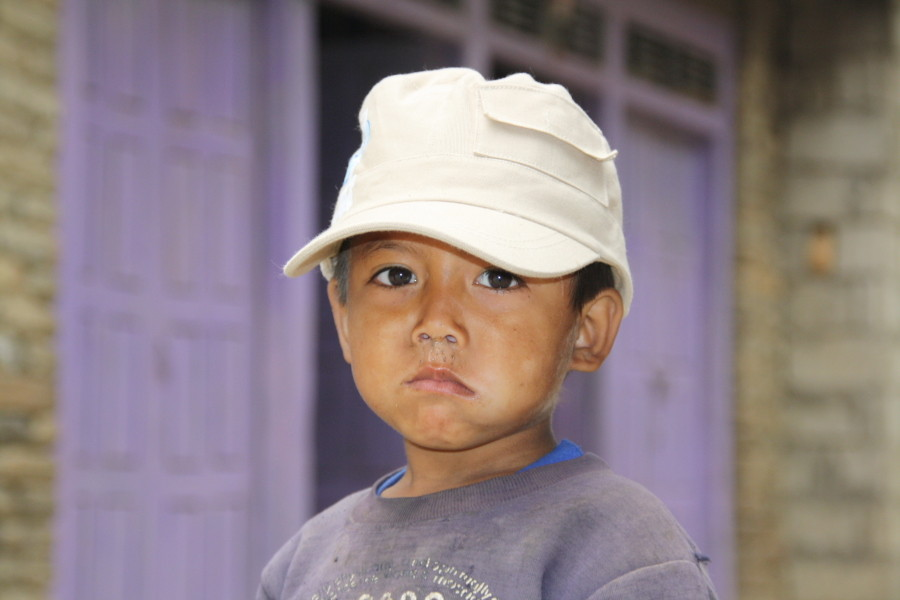 Die Augen Nepals -... und die Nasen auch!