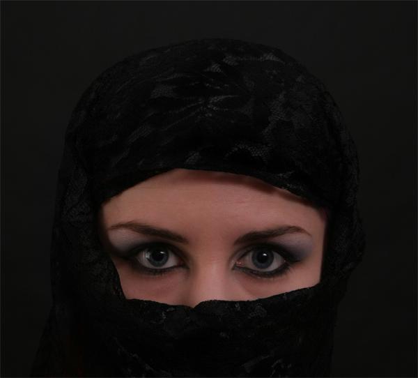 Die Augen von Ninette