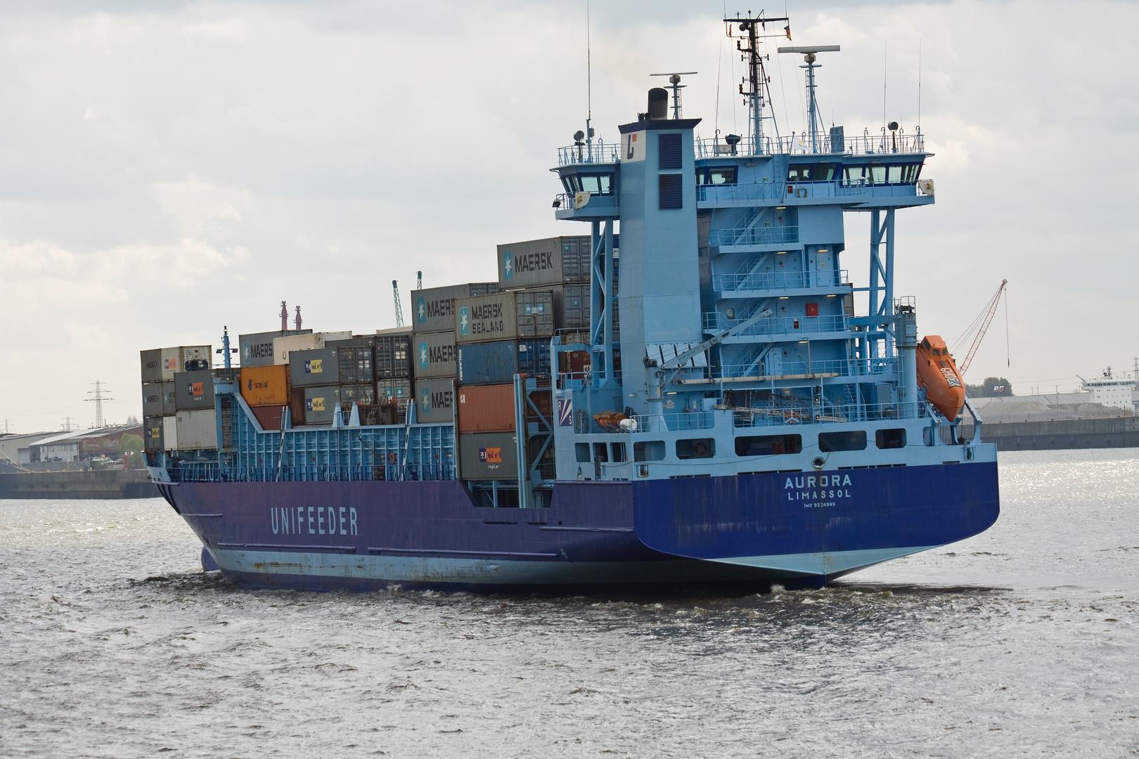 Die Aurora In Hamburg