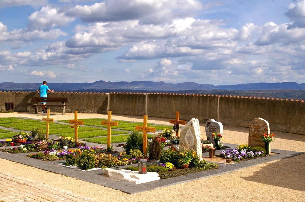 Die Aussicht von der Wurmlinger Kapelle (2)