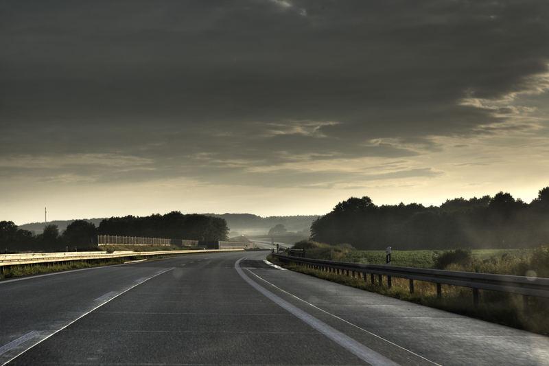 Die Autobahn A20