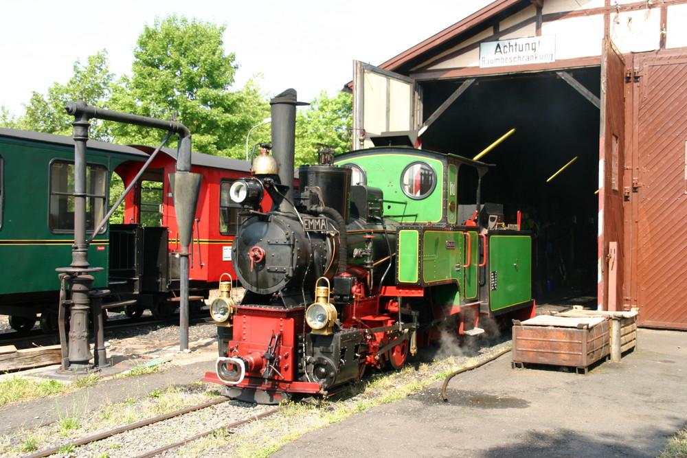 Die Bad Orber Kleinbahn in Hessen 3