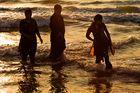... die Badefreuden der Pilgerer
