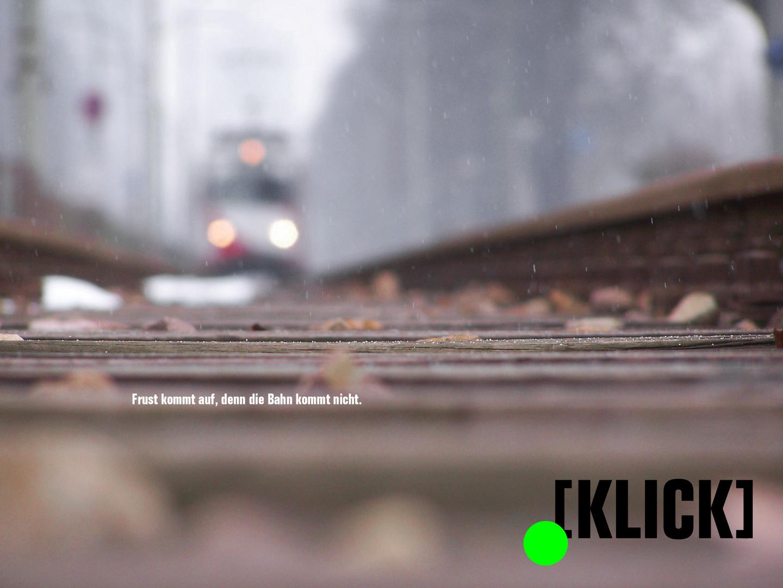 Die Bahn......