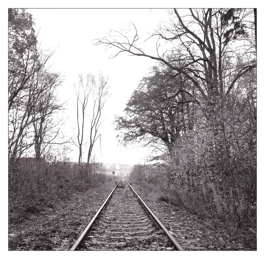 Die Bahn kommt ...