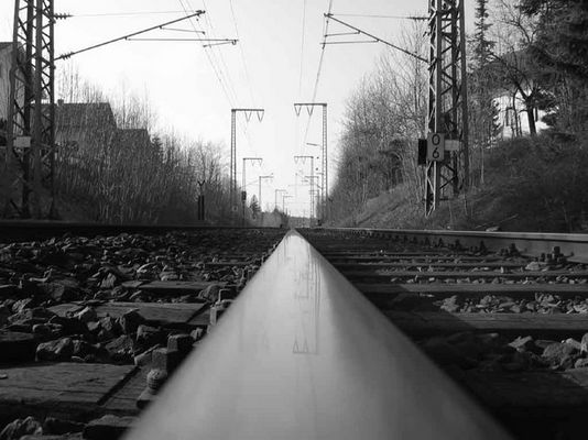 Die Bahn kommt?!