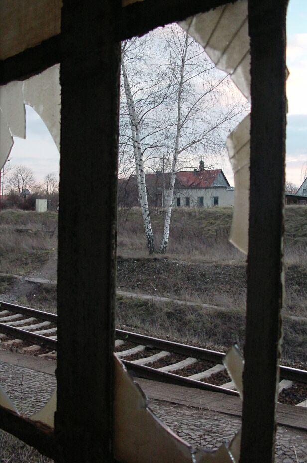 Die Bahn kommt...