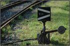 Die Bahn kommt !............................heute nicht, weil gestreikt wird !