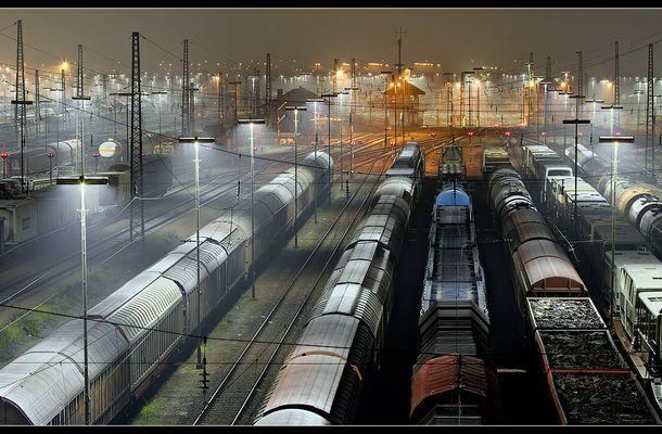 Die Bahn kommt III