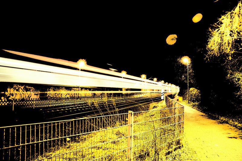 Die Bahn kommt ... manchmal