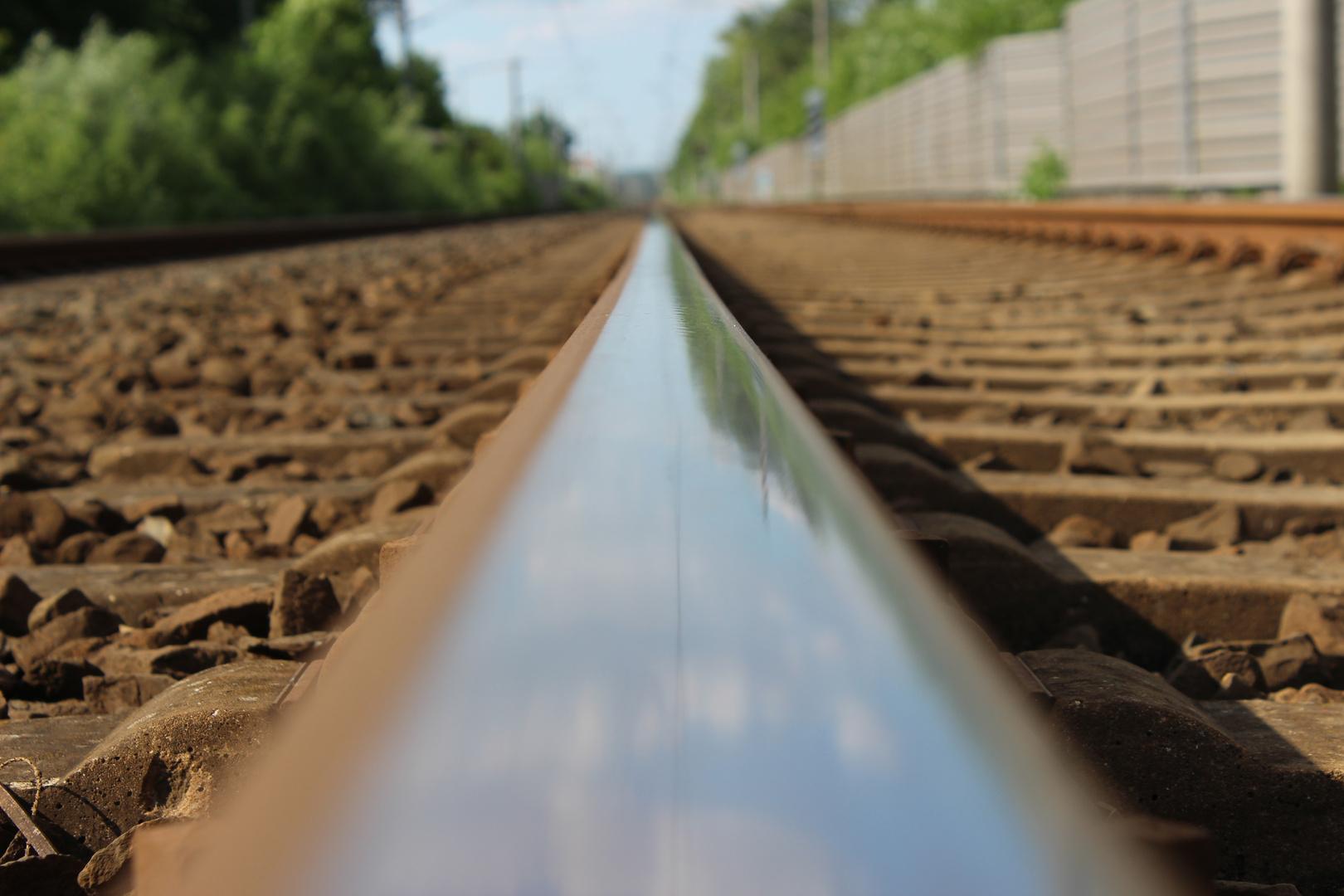 Die Bahn,wo ist die Bahn