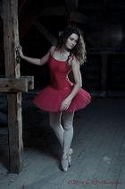 """""""Die Ballerina auf dem Dachboden"""""""