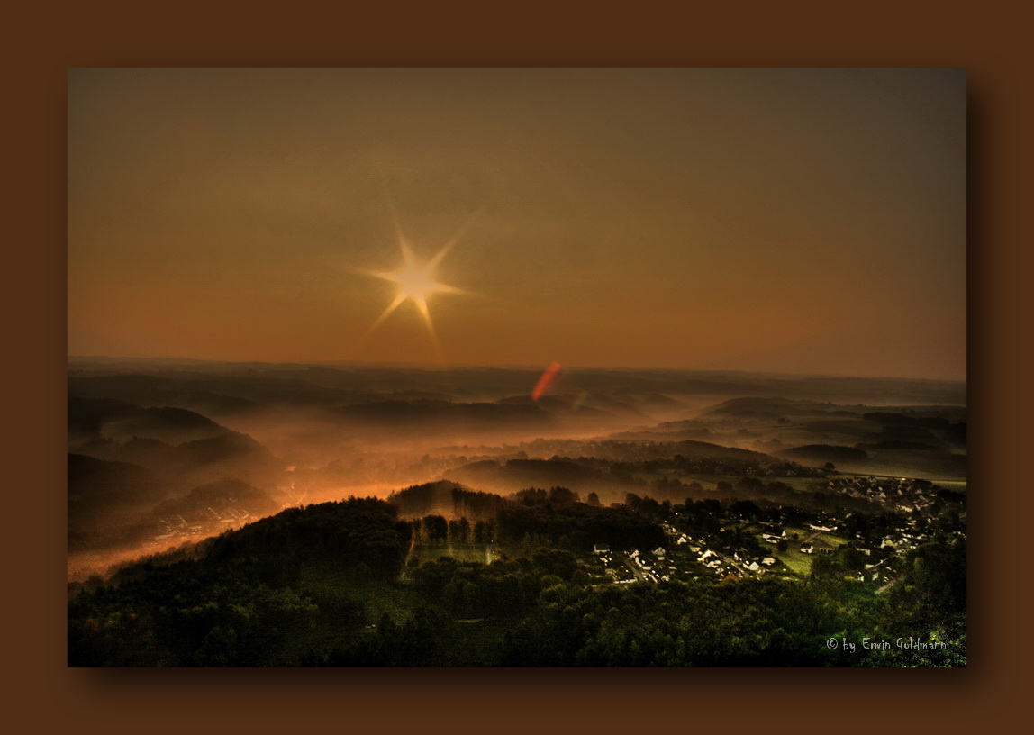 - Die Ballonfahrt im Morgengrauen -