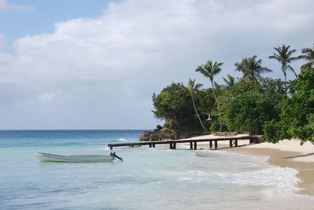 Die Barcadi Insel