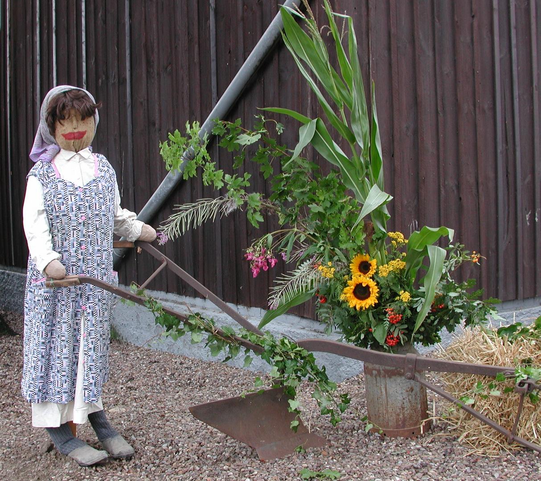 Die Bauersfrau