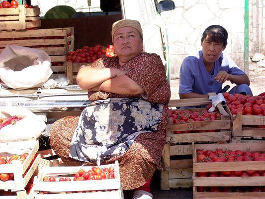 Die Bazar-Verkäufer 5