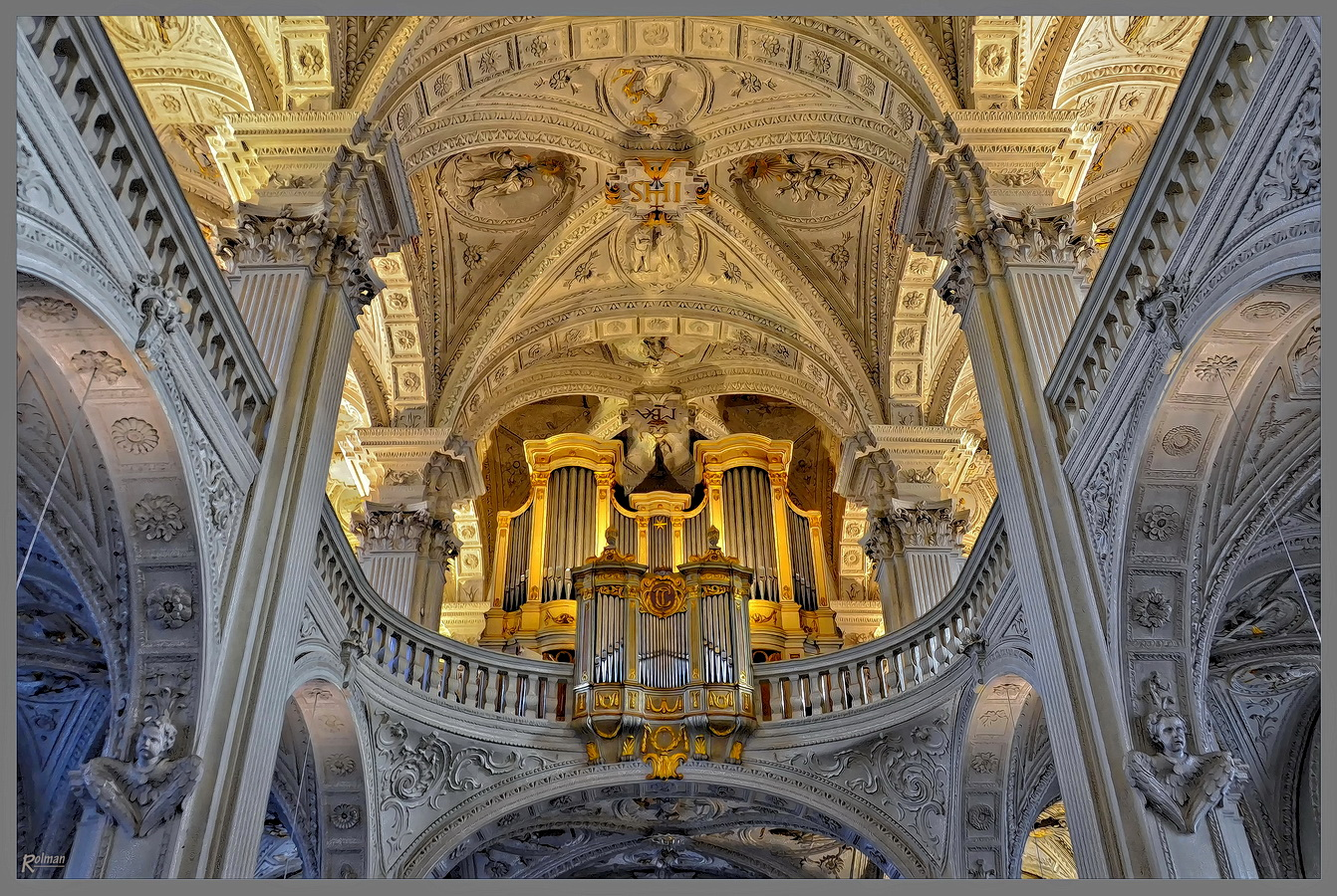 Die Beckerath Orgel