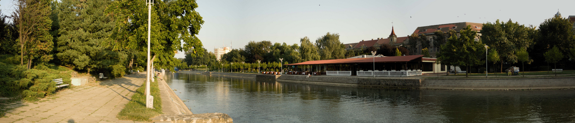 Die Bega in Timisoara