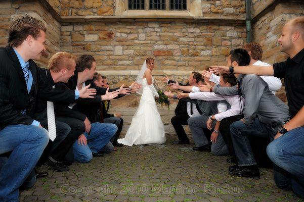 Die begehrte Braut