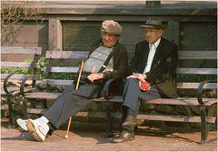 Die beiden Alten