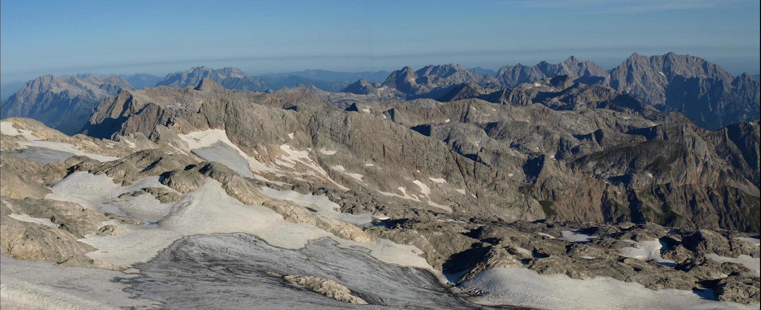 Die Berchtesgadener Berge