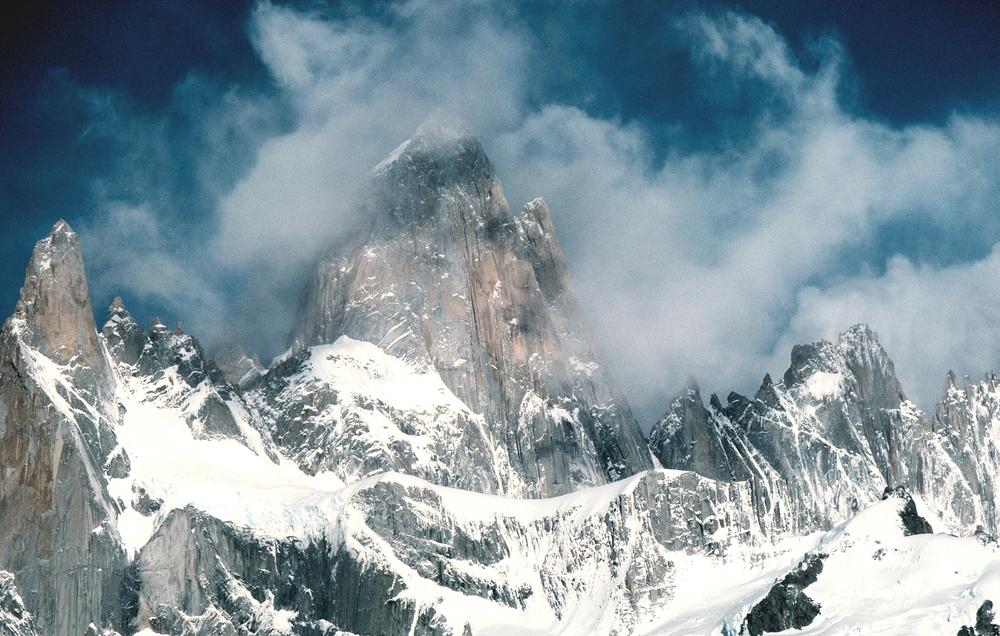 Die Berge Patagoniens 2 - Monte Fitz Roy , 3375m