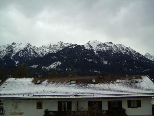 Die Berge sind weiß 2