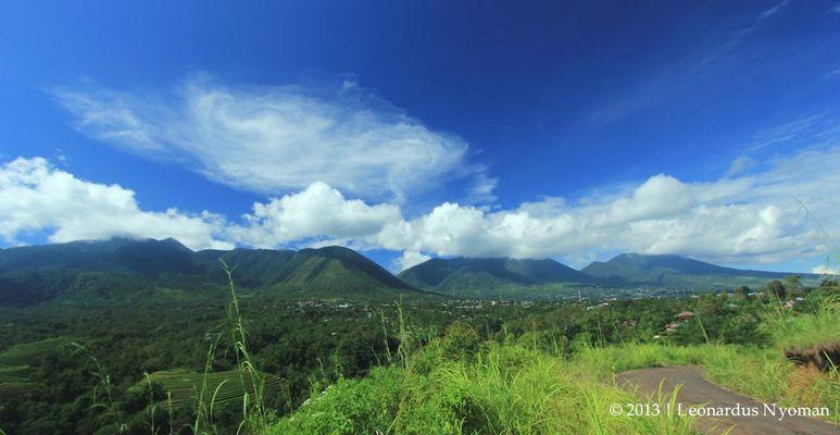 Die Berge und Meine Heimat