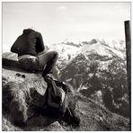 ... die Bergsaison ist eröffnet ...