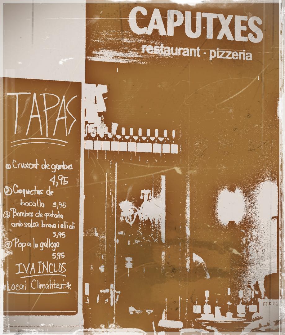 Die beste TapasBar in Barcelona