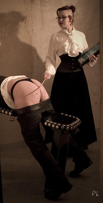 die Bestrafung folgte sogleich