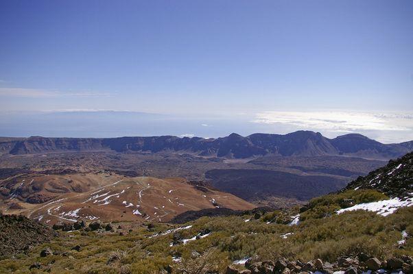 Die Bezwingung des El Teide -3-