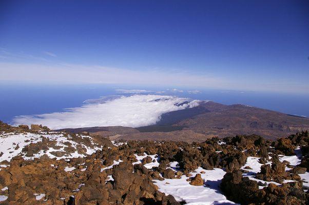 Die Bezwingung des El Teide -4-
