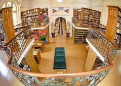 Die Bibliothek zu Kloster Marienstatt