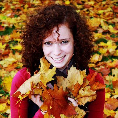Die Blätterkönigin