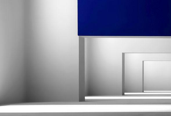 die blaue Ecke