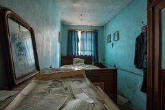 die blaue Kammer...