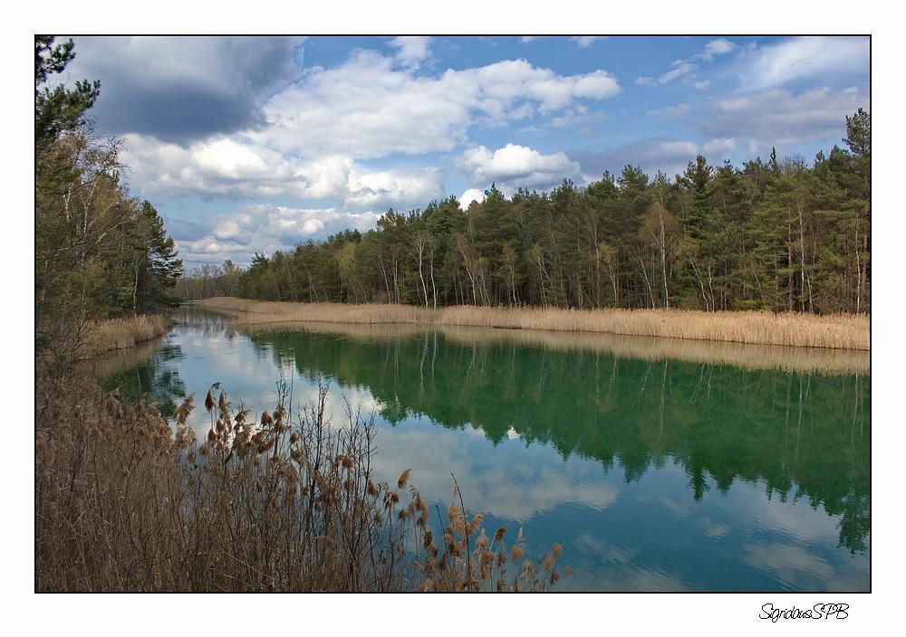 Die blaue Lagune...