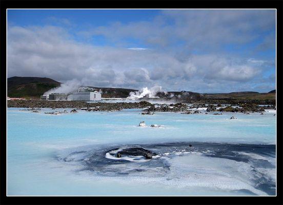 Die blaue Lagune (Island)