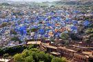 Die blaue Stadt de xyz