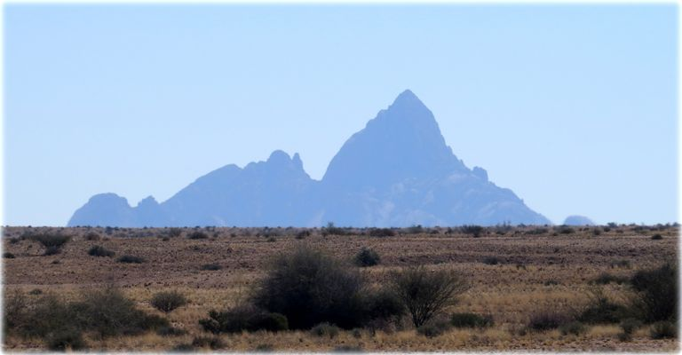 """""""Die blauen Berge""""......"""