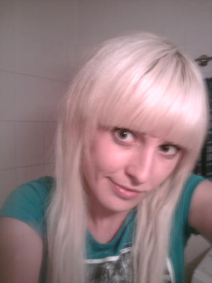 die Blonde
