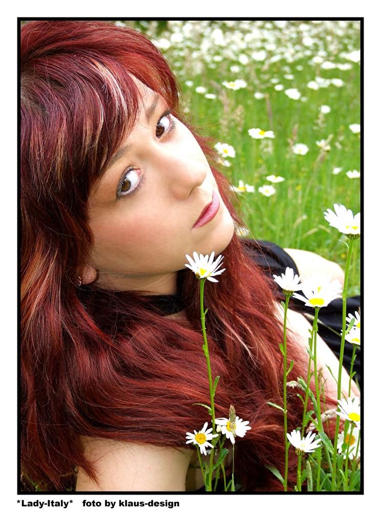 Die Blumen und Ich