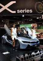 Die BMW-Ladys....