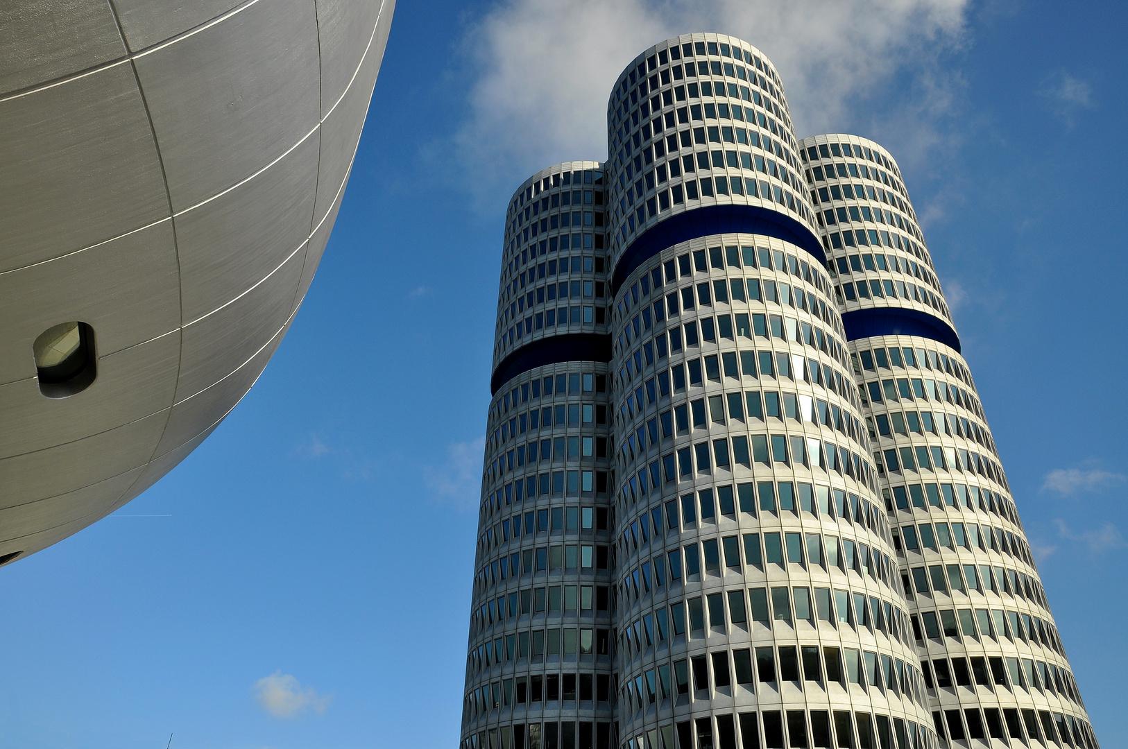 Die BMW Zentrale